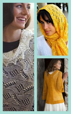 Grace Akhrem Patterns