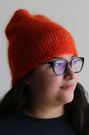 GG Loves Orange Hat