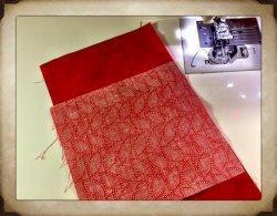Third Fabric piece