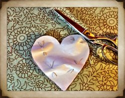 Cut and seam your heart