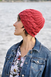 HiKoo Traveling Cables Beanie Kit