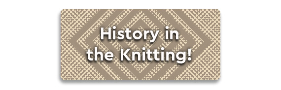 History in the Knitting Button