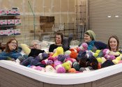 JBW Hot Tub of Yarn