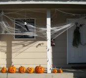 Jenn's Halloween House