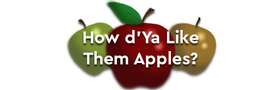 CTA: How D'ya Like Them Apples?