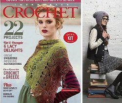 Interweave Crochet Winter 2015