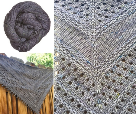 Insatient Shawl in Arkham Asylum