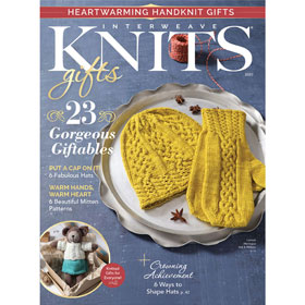Interweave Press Interweave Knits Magazine '20 Gifts