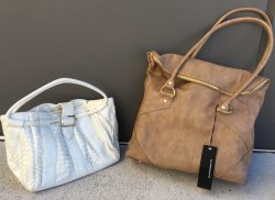 Bella and Quinn bags