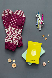 Kelbourne Woolens Building Blocks: Mittens Kit