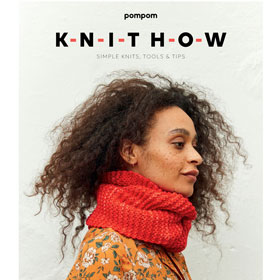 Meghan Fernandes & Lydia Gluck Knit How Knit How