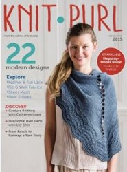 Knit.Purl Magazine Spring 2015