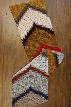 Jimmy Beans Wool Craftvent Calendar kits 2020 - Tidings to Yew - Cinnamon Sugar