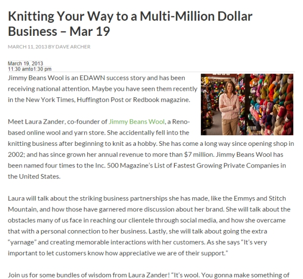 KnitYourWaytoBusiness