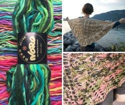 Pembroke Shawl pattern