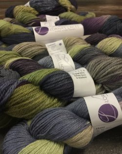 Lorna's Laces Limited Edition August 2015