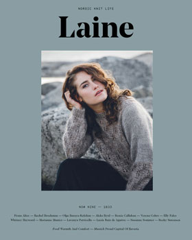Laine Magazine Laine Nordic Knit Life No #9 - 1833 (Ships Sep 20)