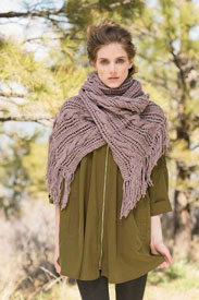 Kate Davies Larimer Scarf Kit
