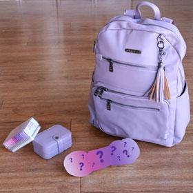 Namaste Maker's Fully Loaded Backpack kits Lavender