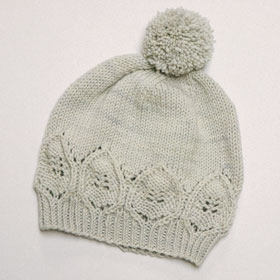Lotus Hat Knit