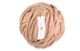 Love Fest Fibers Tough Love Tiny yarn Rose Gold