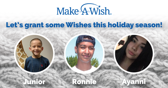 Make A Wish Ticket Raffle 2019