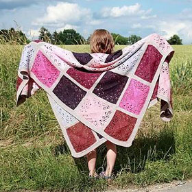 Tosh Blanket KAL: From Grandma With Love