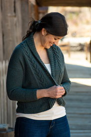 MYak Shannan Cardigan Kit