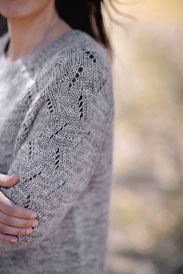 Madelinetosh & Shibui Changing Paths Sweater Kit