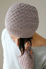 Madelinetosh Calligraphy Hat Kit