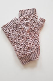 Madelinetosh Calligraphy Mitts Kit