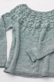 Madelinetosh Nouchali Pullover Kit