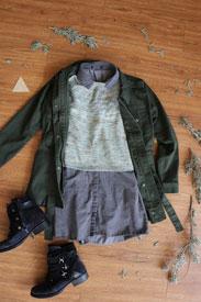 Madelinetosh Pantego Pullover Kit