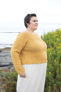 Madelinetosh Dawn Pullover Kit