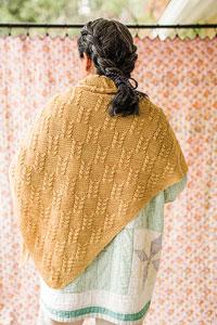 Madelinetosh Wholecloth Wrap Kit - Scarf and Shawls