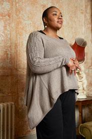 Malabrigo Gres Pullover Kit