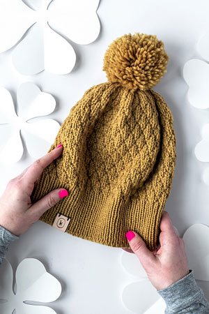 Year of Hats: March Hat Free Pattern