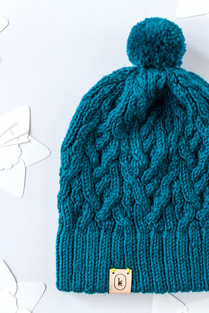Year of Hats: May Hat Free Pattern