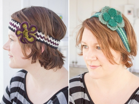 Headband patterns