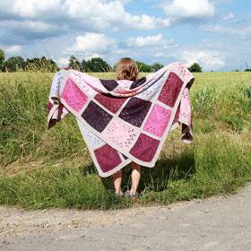 Tosh Blanket KAL Squares