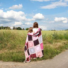 Tosh Blanket KAL