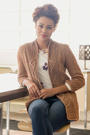 Kate Davies Miranda Cardigan Kit