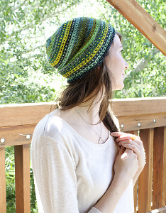 Modicum Hat by Rachel Roden