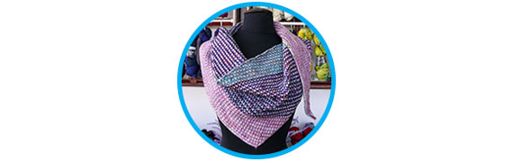Monica Massallo Shawl