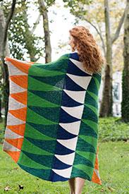 Malabrigo Montserrat Blanket Kit