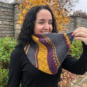 Moxie Cowl Jimmy's Knit Club