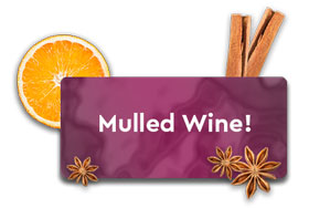 Mulled Wine Button