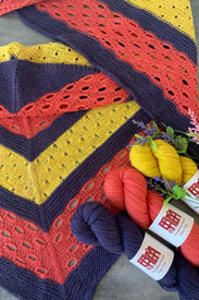 Neighborhood Fiber Co Sagamore Shawl Kit