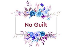 CTA 2: No Guilt!