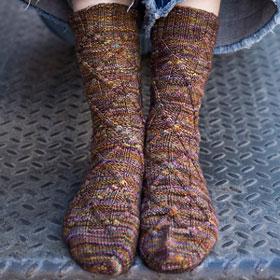 Malabrigo Sock Normandy Socks Kit